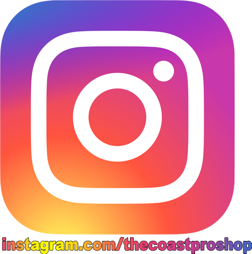 The Coast Proshop instagram